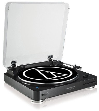 Audio-Technica AT-LP60BKBTU