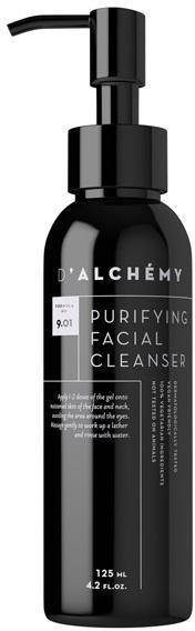 D'Alchemy D'Alchemy Purifying Facial Cleanser oczyszczający żel do mycia twarzy 125ml