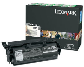 Lexmark 0X654X11E