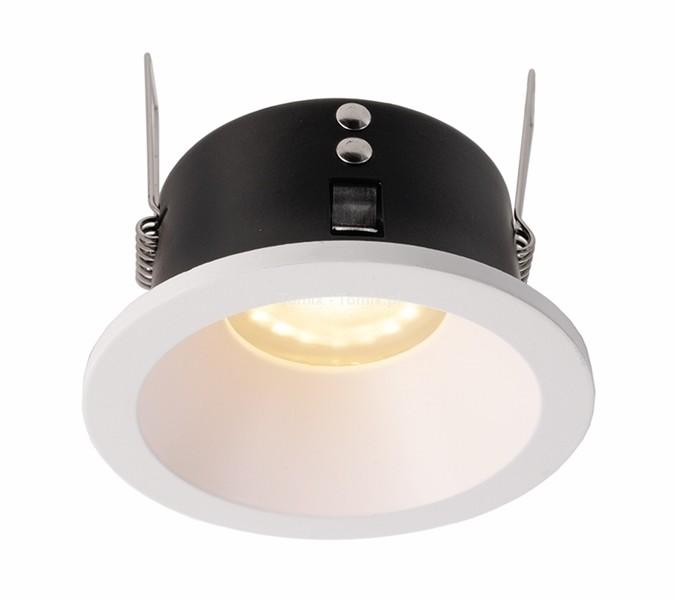 Tomix.pl Oczko lampa do wbudowania Mizar I kol biały D110010)