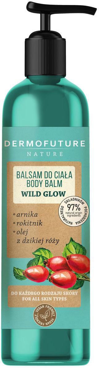 Dermo Future Balsam do Ciała Wild Glow 280ml DERF-3081