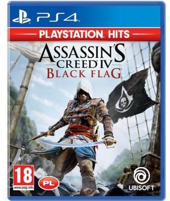 Assassin's Creed IV Black Flag PlayStation Hits (GRA PS4)