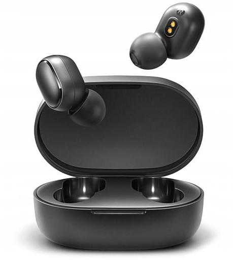 Xiaomi AirDots Mi True Wireless Earbuds Basic 2 Czarne (TWSEJ061LS)