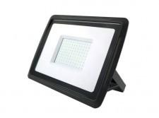 CanLED Naświetlacz LED 100W SLIM neutralny czarny NSY-100W-N