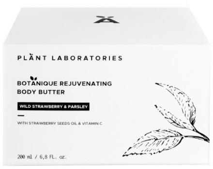 Plant Laboratories Plant Laboratories odmładzające masło do ciała z olejem z truskawki 200 ml 663A-624C7_20210617161302