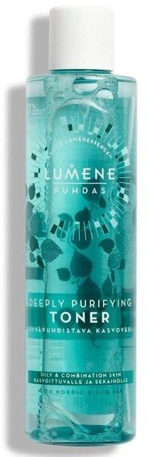 Lumene PUHDAS Oczyszczający tonik do twarzy 200ml