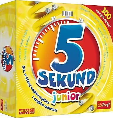 Trefl 5 Sekund Junior Edycja 2019