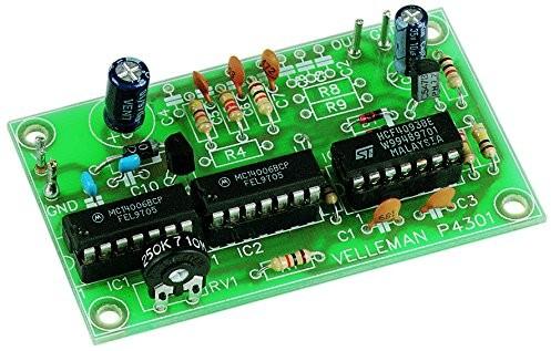 Unbekannt Sly 840116Velleman Rosa generator, k4301szumu, zestaw montażowy K4301
