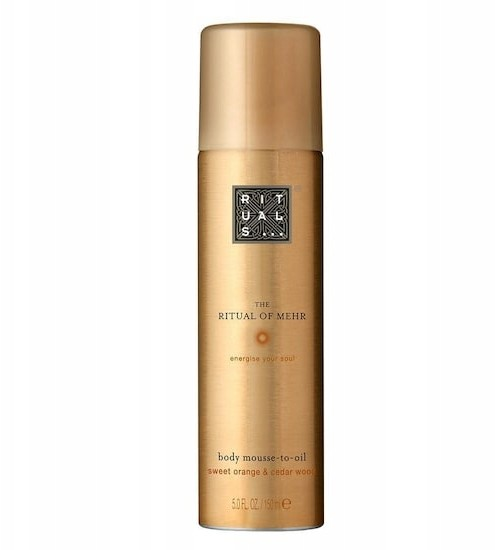 Rituals The Of Mehr Mousse To Oil 150 ML