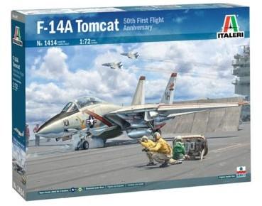 Model plastikowy F-14A Tomcat Recessed Line Panels 50t