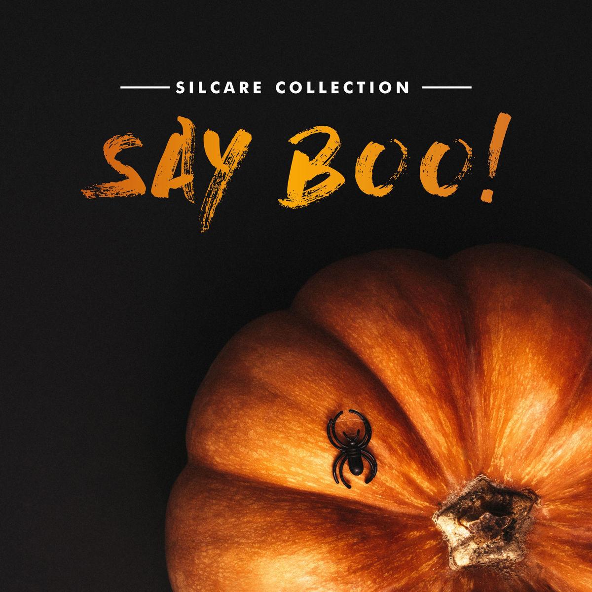 Silcare SILCARE INSPIRACJE Kolekcja Say boo - Halloween