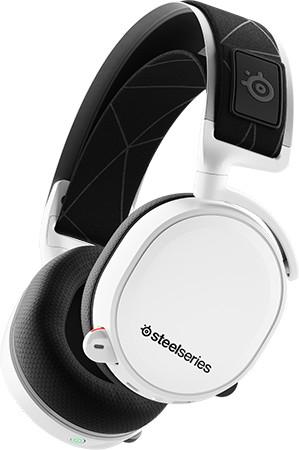 SteelSeries Arctis 7 białe