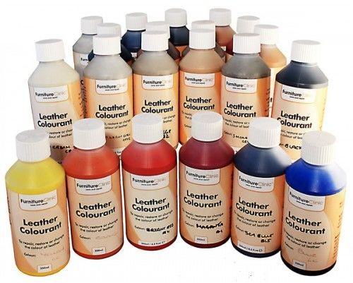 Furniture Clinic Farba do skóry - czarna 50ml FUR000021