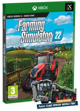 Farming Simulator 22 (GRA XBOX ONE)