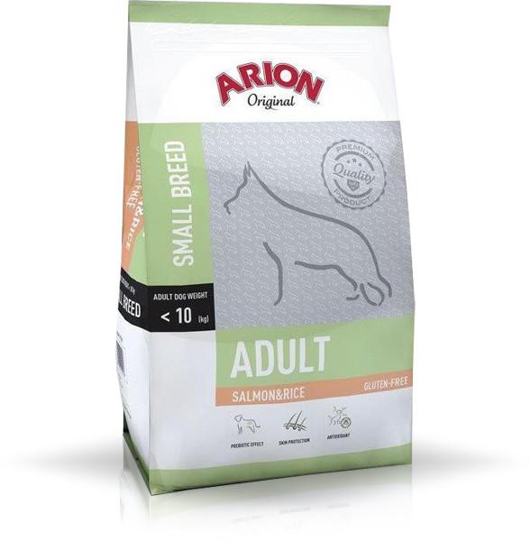 Arion Original Adult Small Salmon&Rice 7,5 kg