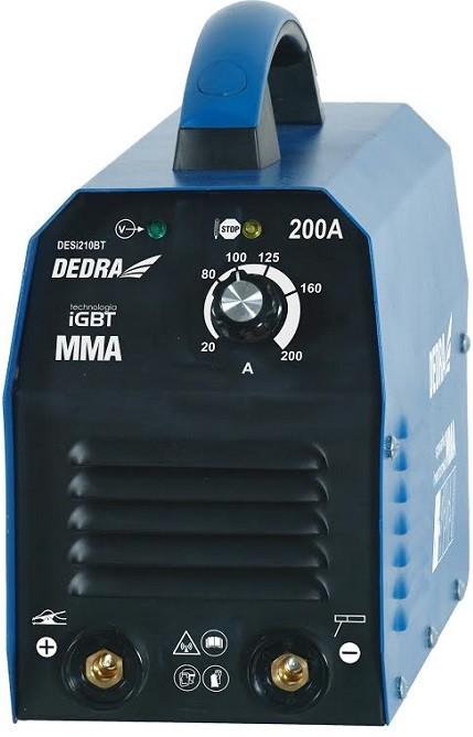 Dedra DESi210BT 200A Hot Start