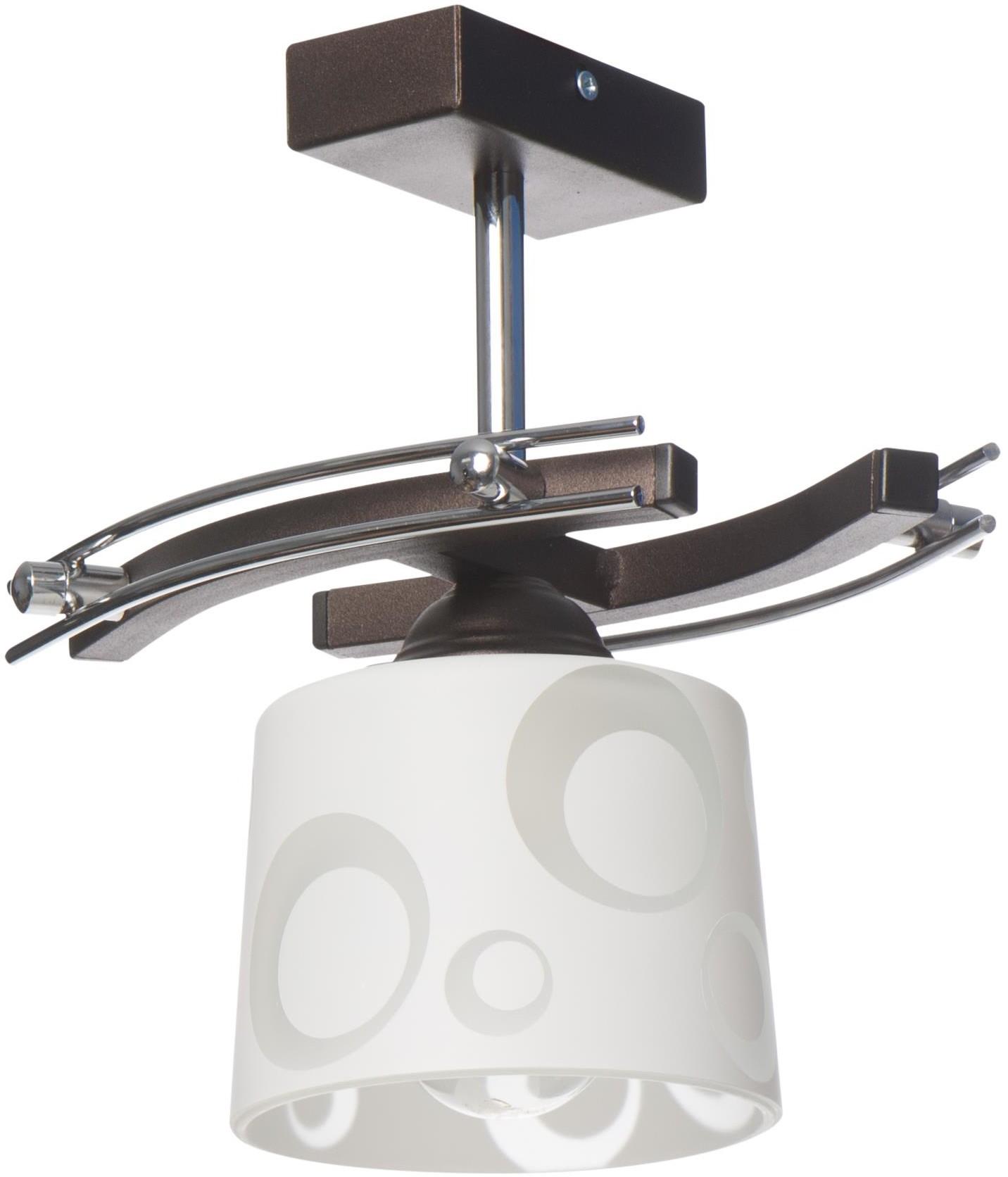 Lampex Plafon Hiroko 1 Wenge 540/1P WEN