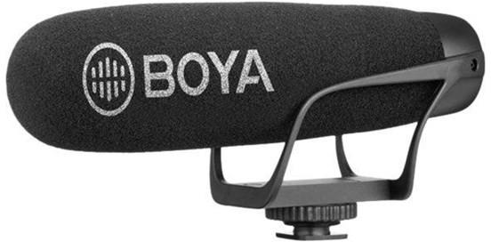 Boya BY-BM2021 - microphone - Czarny BY-BM2021