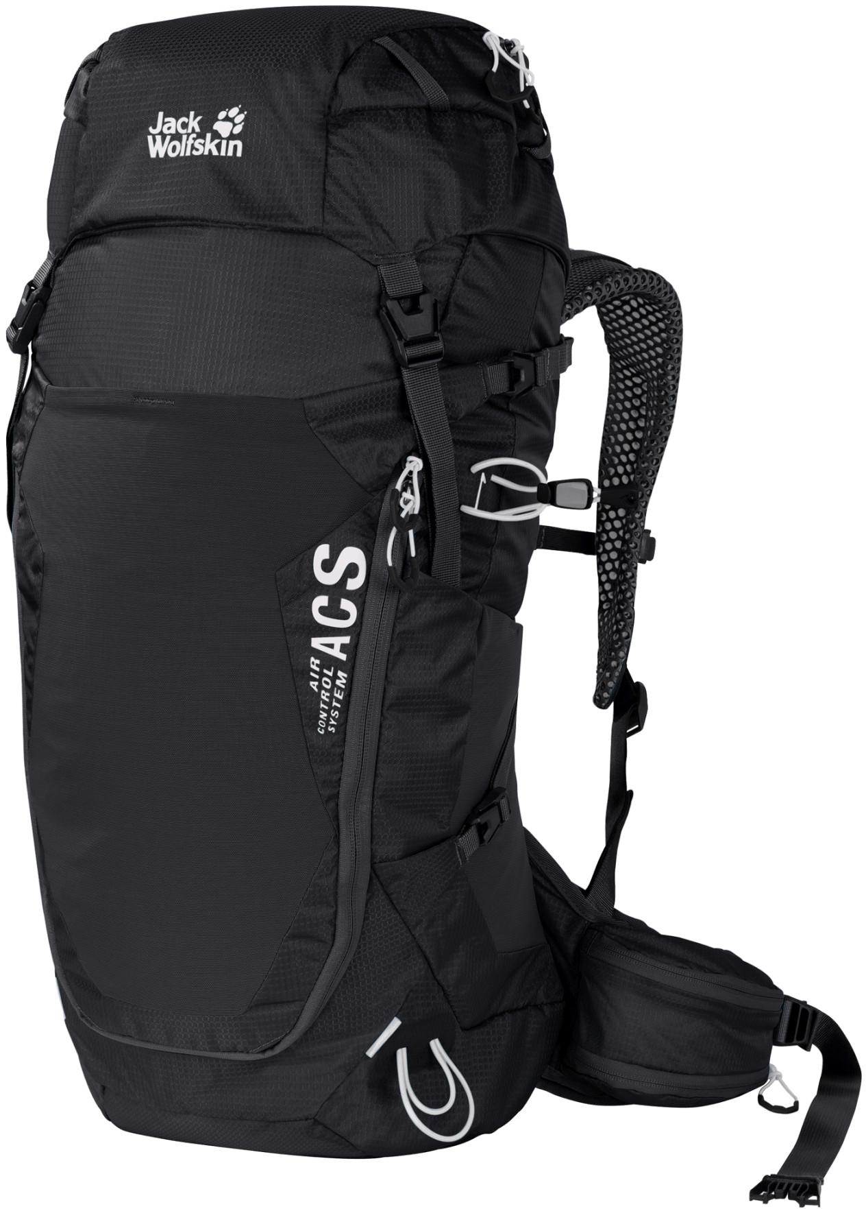 Jack Wolfskin Plecak turystyczny CROSSTRAIL 30 ST black