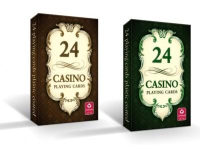 Cartamundi Karty Casino 24 l. CM-1289000018