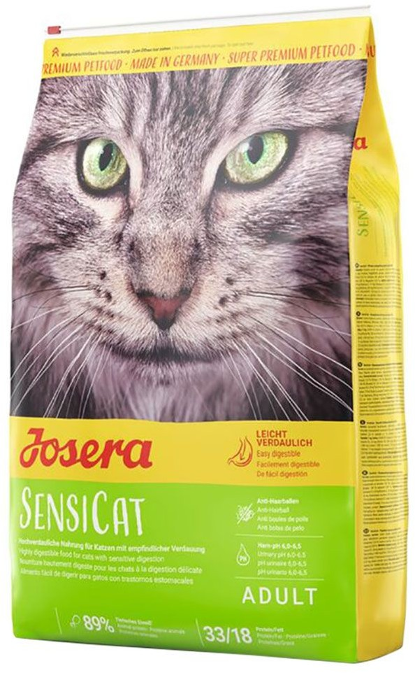 Josera SensiCat Adult Sensitive 10 kg