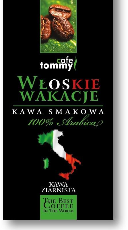 Tommy Cafe Kawa smakowa Włoskie Wakacje KSWW150