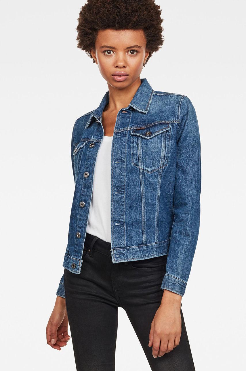 G-Star Raw Kurtka jeansowa D12350.8973.A172
