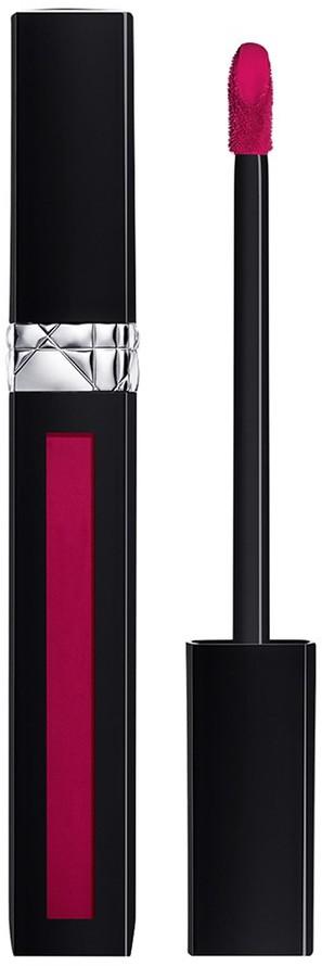 Dior Metallic Rouge Liquid Pomadka
