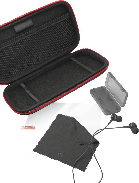 Trust Gaming Zestaw akcesoriów TRUST GXT 1241 Tidor XL dla Nintendo Switch Lite // WYSYŁKA 24h // DOSTAWA TAKŻE W WEEKEND! // TEL. 48 660 20 30
