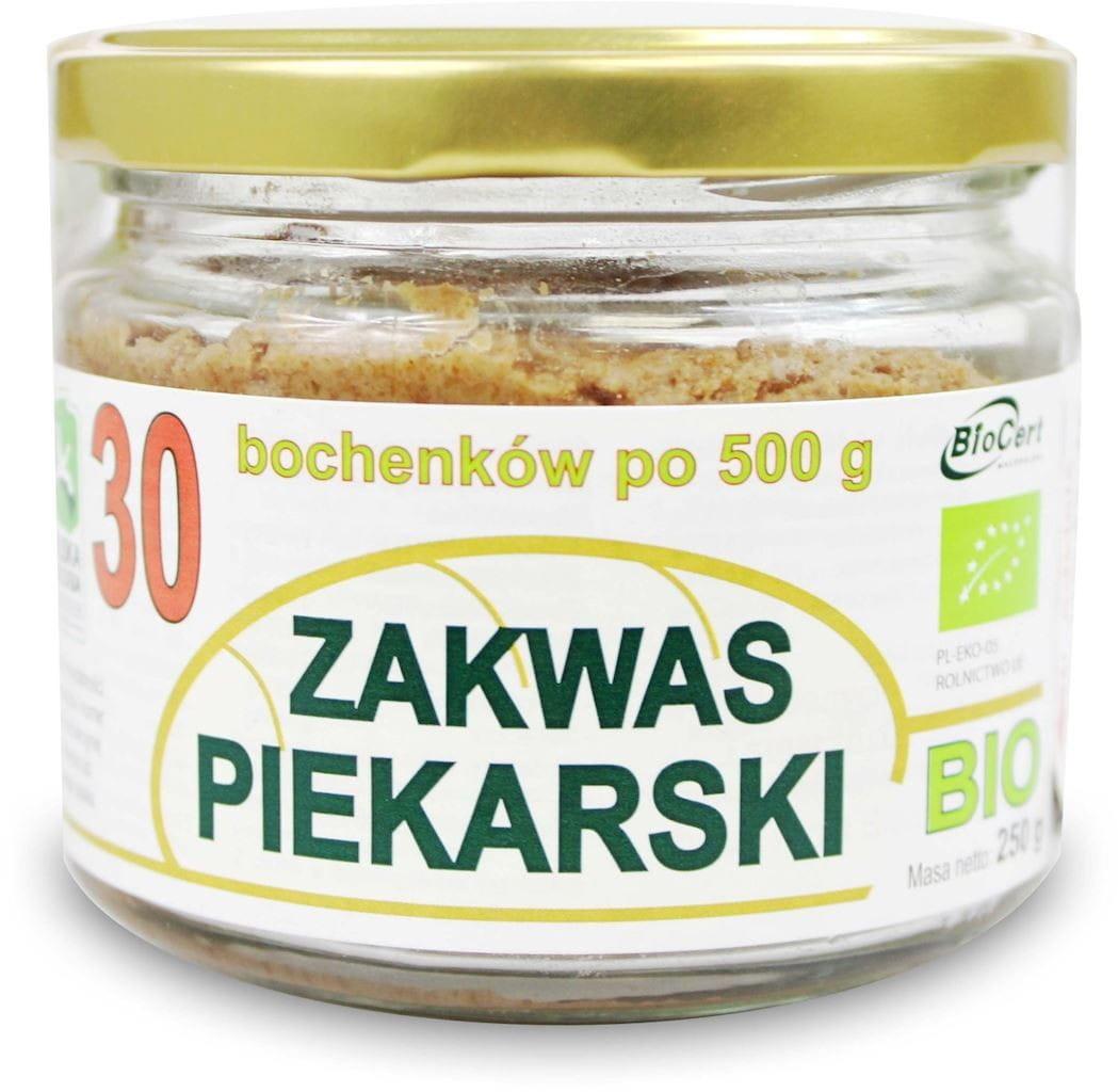 Bionat ZAKWAS PIEKARSKI BIO 250 g - BIONAT