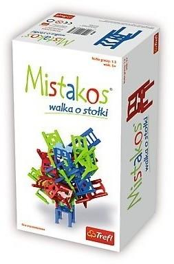 Trefl Gra Mistakos (Nowa Edycja)