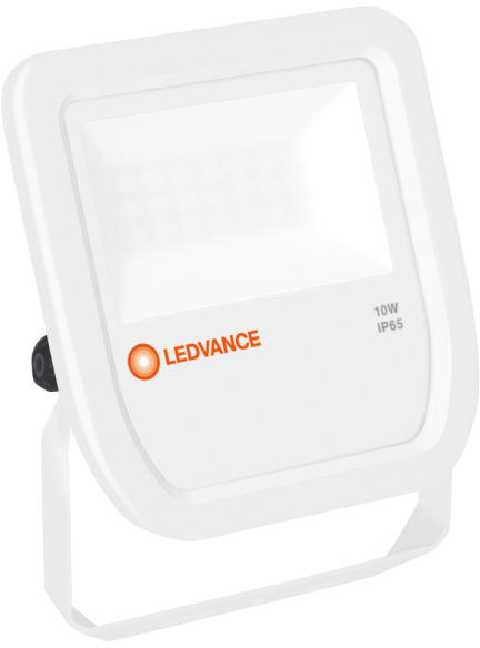 Ledvance ospel Naświetlacz LED Floodlight 10W/4000K b.neutralna 1100lm IP65 White OSRAM - 4058075097421