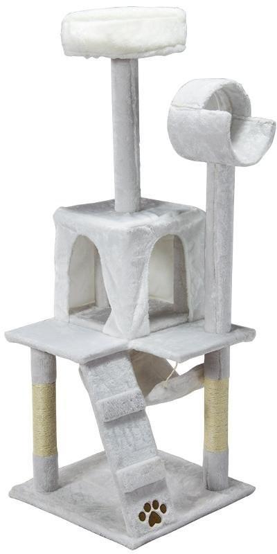 Pethaus Domek dla kota PETHAUS DR203, biały, 132 cm
