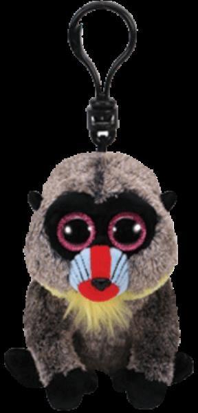 Ty BEANIE BOOS brelok WASABI BABOON - małpka 8,5cm 36563