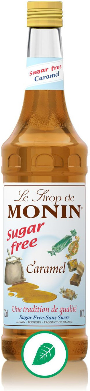 Monin Syrop bezcurkowy - karmel   0,7L SC-912001