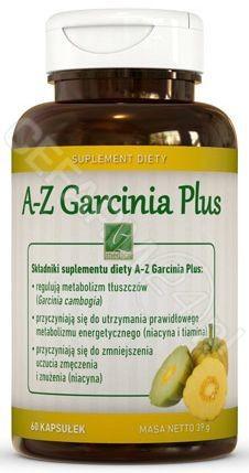 A-Z Medica A-Z Garcinia Plus x 60 kaps