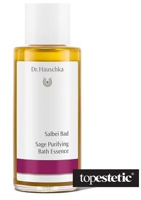 Dr Hauschka Sage Purifying Bath Essence Olejek do kąpieli z szałwią 100 ml