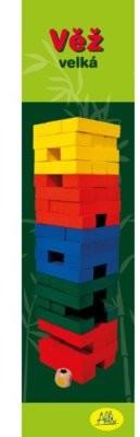 Albi Wieża duża kolorowa