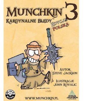 Q-Workshop Munchkin 3: Kardynalne Błędy 1339