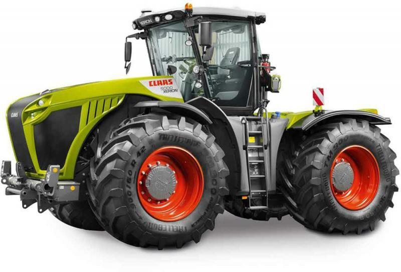 HAPPY PEOPLE Traktor do Bruder Sterowany CLAAS Axion DUŻY 1:16 34428