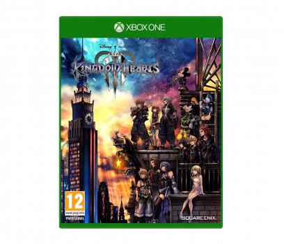 Kingdom Hearts III (GRA XBOX ONE)