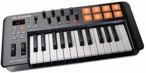 M-Audio Oxygen 25 IV Klawiatura sterująca USB MIDI