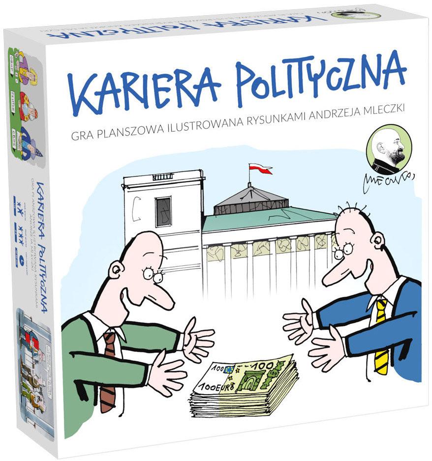 MDR Kariera polityczna