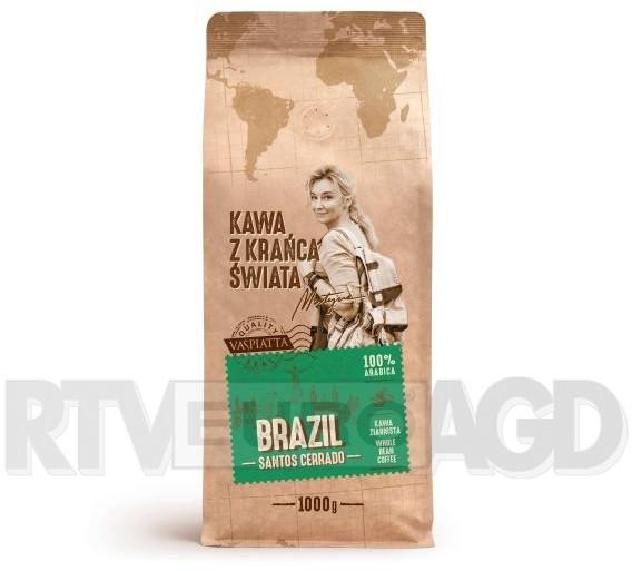 Vaspiatta Brazil Santos Cerrado 1 kg 5906721181279