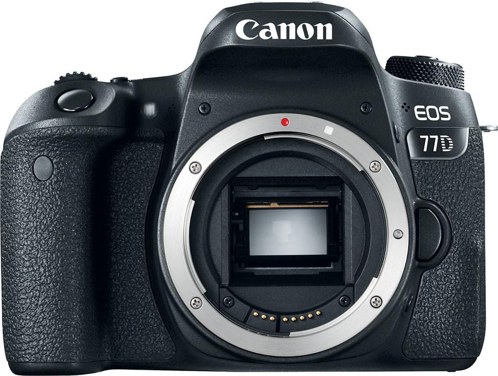 Opinie o Canon EOS 77D + 24-105 L