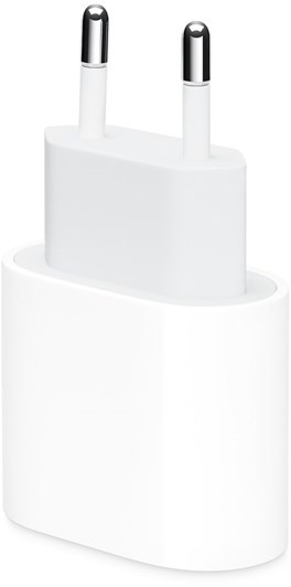 Apple USB-C Power Adapter 18W (MU7V2ZM/A)