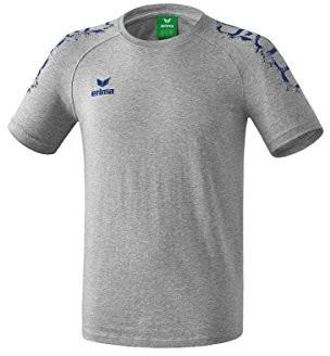 Erima dzieci graffic 5°C Basic T-Shirt, szary, 128 2080706