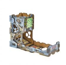 Q-Workshop Wieża do kości - Tech kolorowa QW_TTEC102