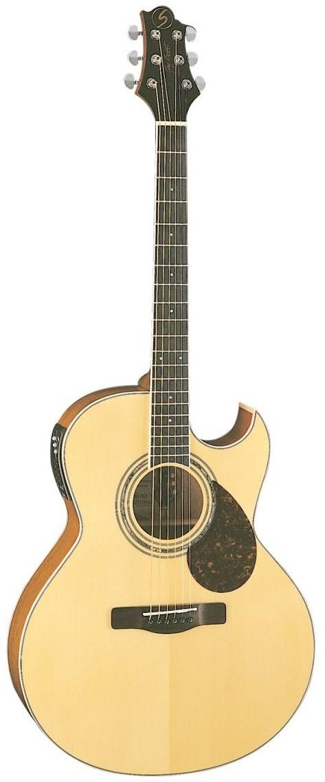 Samick Guitars TMJ 5 CE N - Gitara elektro-akustyczna 27100