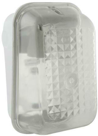 IDEUS Plafon hermetyczny REX 60W Biały IDEUS 02748